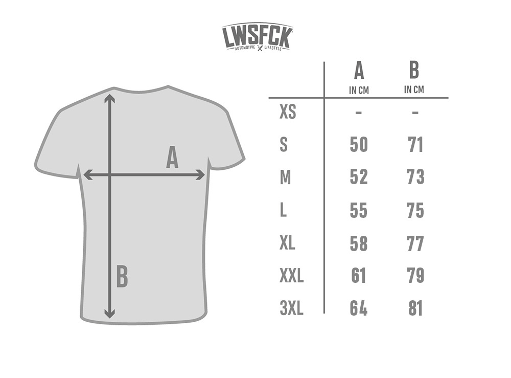 LWSFCK® Premium Wheel Shirt - Black