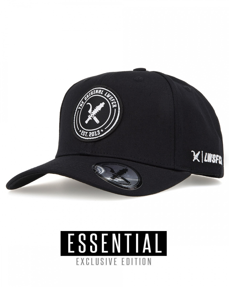 LWSFCK® BASECAP ORIGINALS BLACK