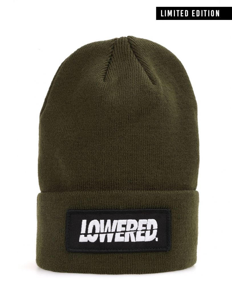 LWSFCK® Lowered Beanie - Military