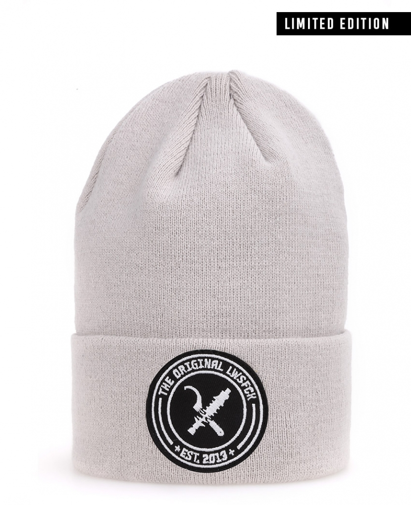 LWSFCK® Originals Beanie - Grey