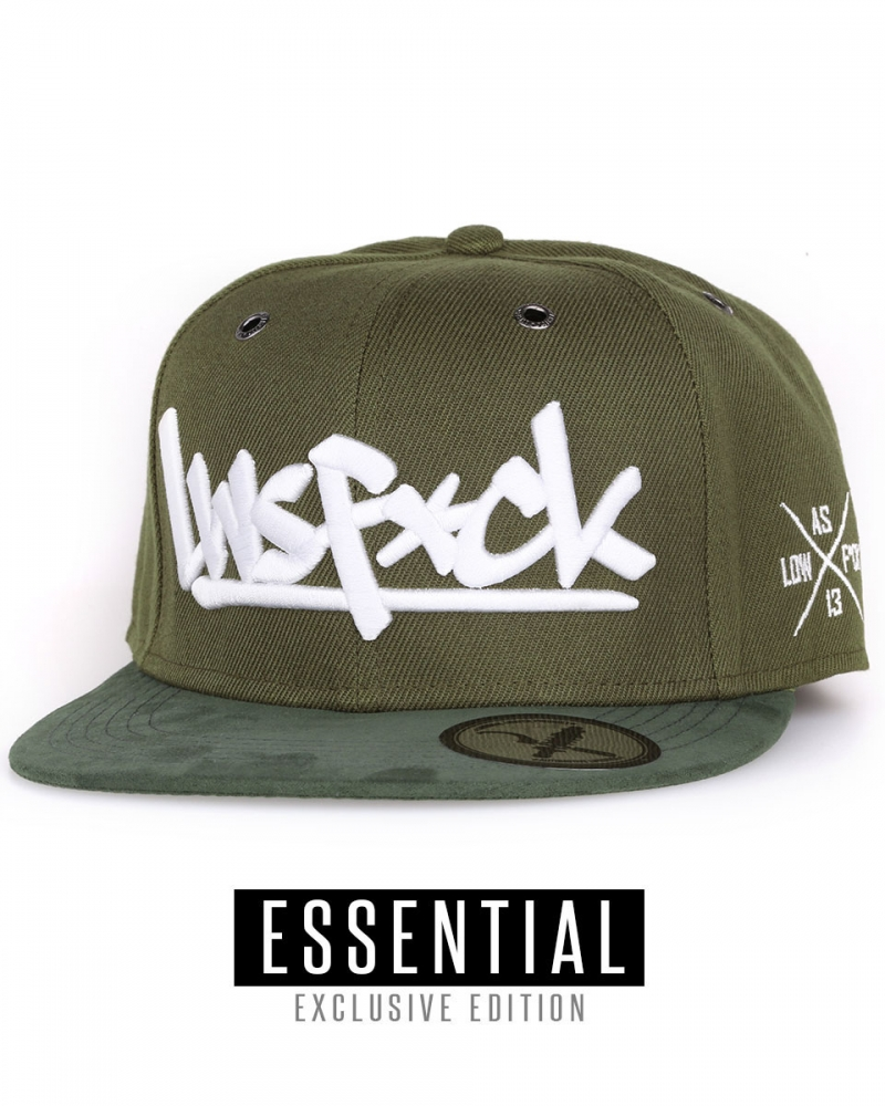 LWSFCK® TEAM SNAPBACK - EXCLUSIVE MILITARY