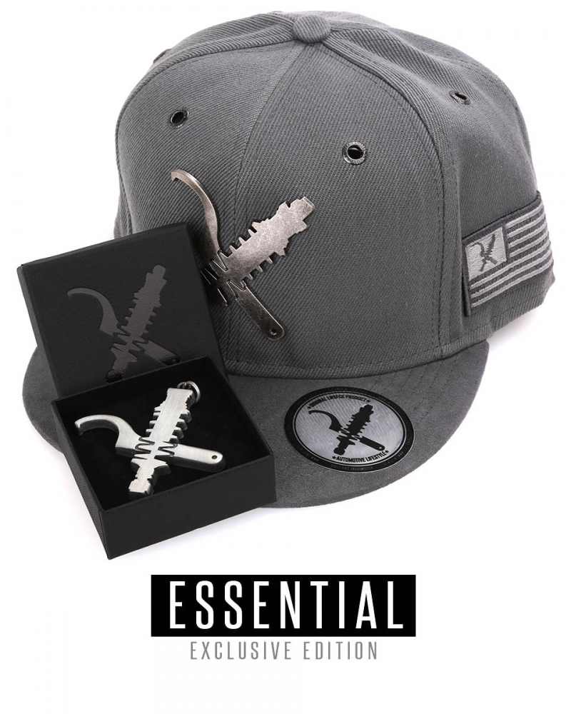 LWSFCK® Static Steel Snapback - BUNDLE