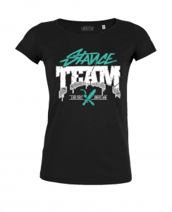 Girls LWSFCK® Stance Team Shirt Black Mint