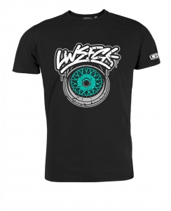 LWSFCK® Wheelporn Shirt Black Mint