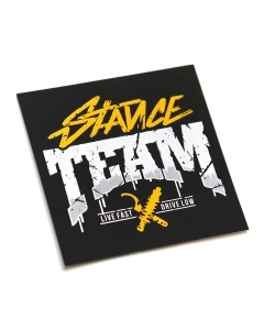 LWSFCK® Stance Team Sticker Black