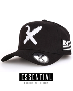 LWSFCK® BASECAP STATIC - BLACK