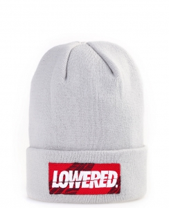 LWSFCK® Lowered Beanie - Grey