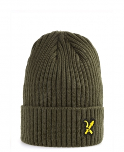 LWSFCK® The Static Beanie - Oliv