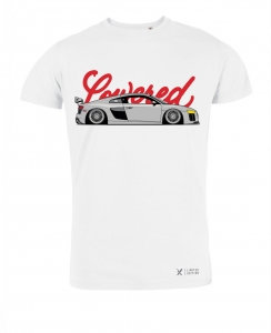 LWSFCK® Limited Lowered Shirt - White