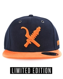 LWSFCK® Static Snapback - Blue Orange