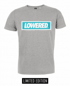 LWSFCK® Lowered Shirt Grey/Mint